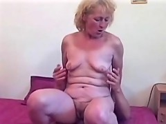 Granny Loves a Lick and a Suck
