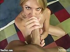 Elli Foxx Fucks Hard And Swallows