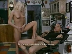 Young tattoo girl fucked