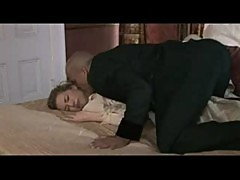 Blonde teen Princess Forced abused molested and rough vintage sex