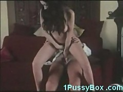 Horny german milf fucks much older man