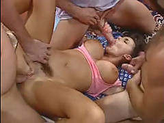 Sarah Young in Foursome