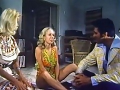 Tricked into a threesome