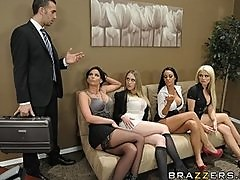 Hot office orgies share your