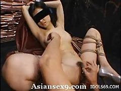 Maria Ozawa Tied And Fucked With All Kinds Of Toys