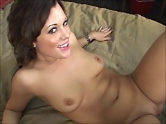 Two creampie slut