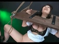Asian In A Stockade Toyed