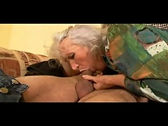 Mature grandma whore gets fucked