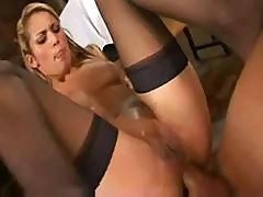 Blonde Regina Ice Strokes The Ivory Keys Then Gets Drilled In The Ass By Her Piano Teacher