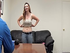 Her First Anal (Backroom)