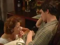 Busty Brunette Gina Ryder When She Was Younger Banging Cock