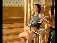 RUSSIAN MOM 6 hot mom with a young man