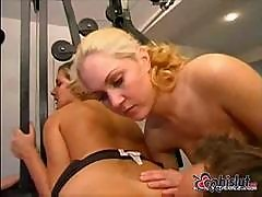 Real-time Hardcore Fucking With Blonde College Girls And Her British Dick