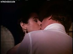 Smoking Hot Babe Sean Young Shows Her Hot Ass - Blue Ice Scene