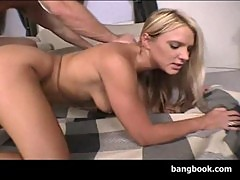 Blonde Cheating Teen Fucked Doggystyle