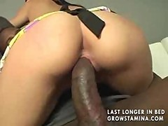 Whores eyes go funny when she gets a good bbc part2