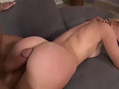 Teen babe Lexi Belle fucked from behind